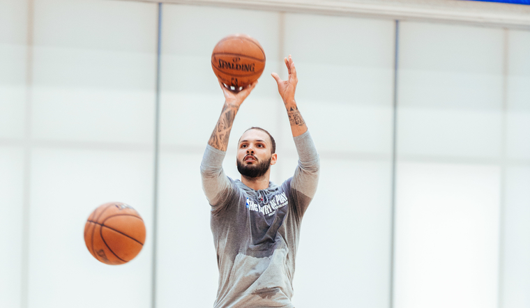 Offseason Workout: Evan Fournier