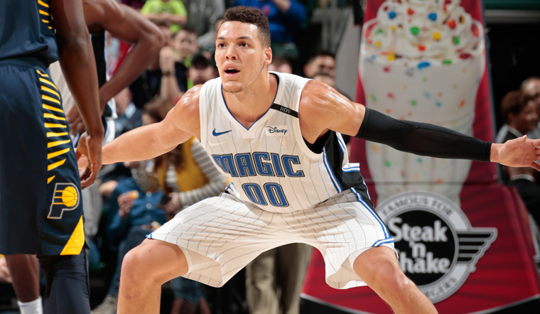 Magic Built to Defend Pick-and-Roll