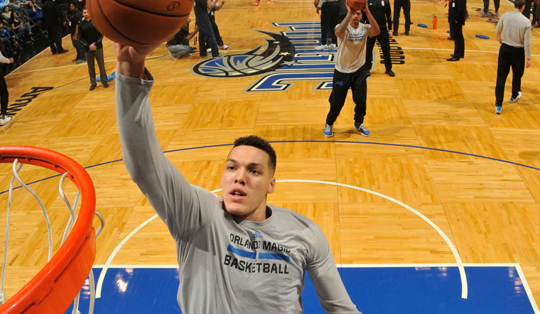 Aaron Gordon Selected to Compete in 2016 NBA All-Star Weekend Slam Dunk Contest