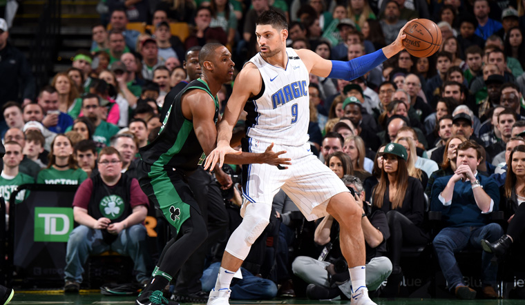 Vucevic Has Become Elite Passer