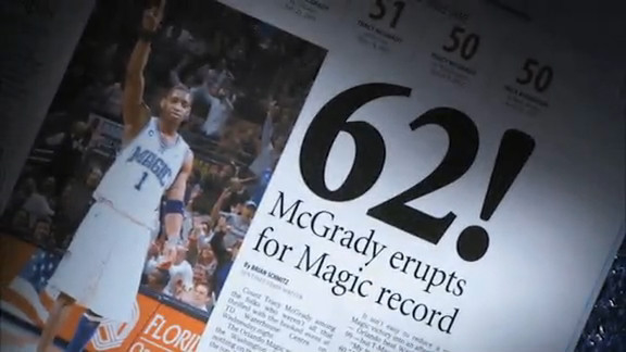 T-Mac in the Record Books