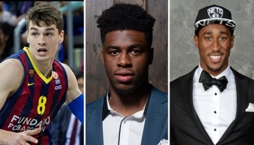Ranking Most Athletic Players From 2015 NBA Draft Class
