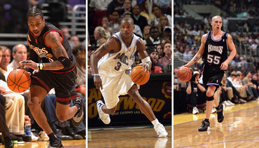 Top 10 Ball Handlers in NBA History