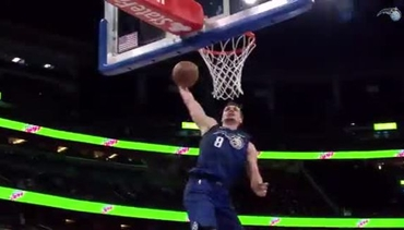 Hezonja's Top 10 Plays of 2017-18
