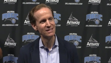 Jeff Weltman Pre-Draft Press Conference