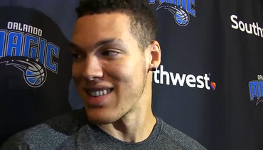 Aaron Gordon Reflects on Summer League