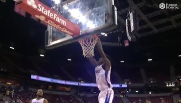 Mo Bamba's Summer League Highlights