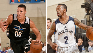 2015 Southwest Airlines Orlando Pro Summer League MVP Rankings