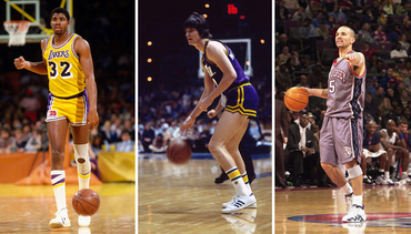 Top 10 Passers in NBA History