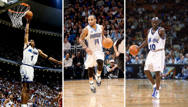 Top 10 Point Guards in Magic History