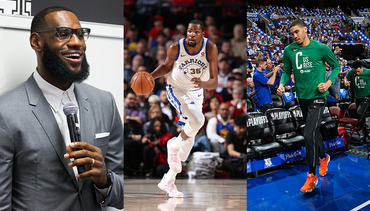Ranking Best Small Forwards for 2018-19