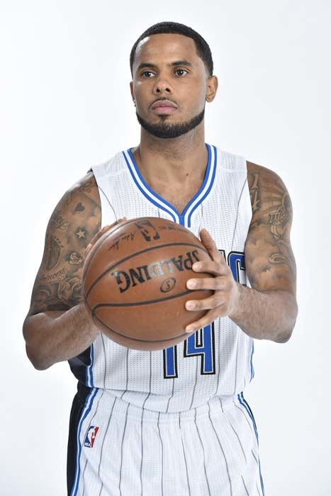 D.J. Augustin Introductory Photos