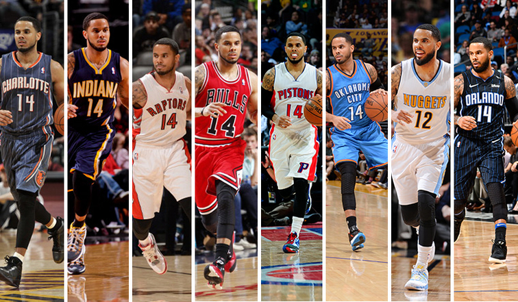 NBA Journey: D.J. Augustin | Orlando Magic