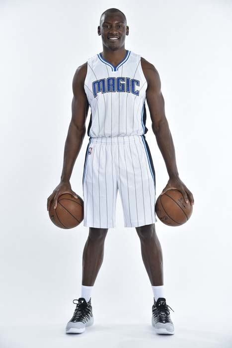 Bismack Biyombo Introductory Photos