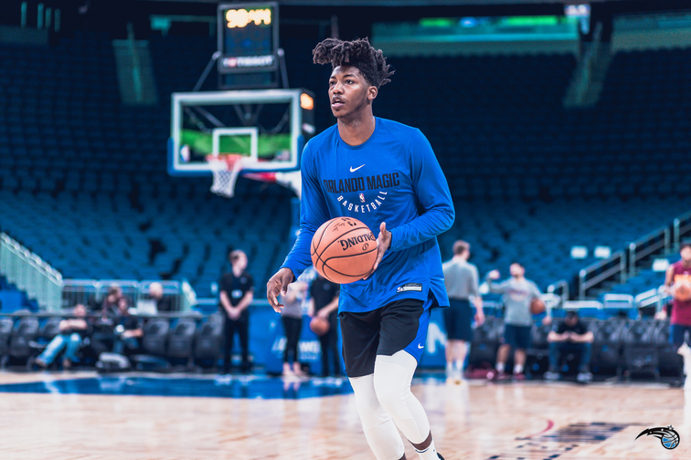 Magic's Elfrid Payton (hamstring) will play Wednesday after missing eight straight games