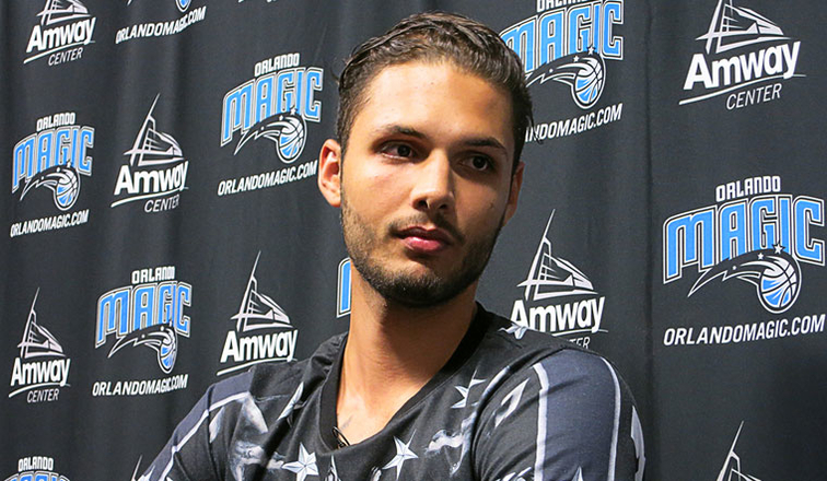 Fournier Excited for to Join Young Core in Orlando ...