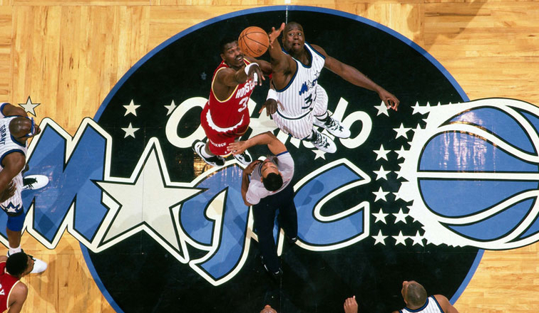 c6519aa56ac Remembering the 1995 NBA Finals 20 Years Later | Orlando Magic
