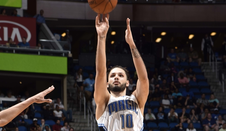 Projecting Magic's Best 3-Point Shooters in 2016-17