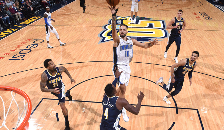 Magic at Nuggets — Postgame Report