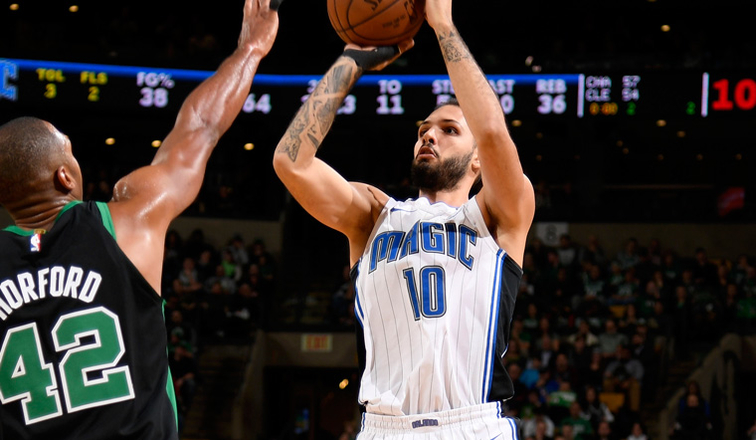 Kyrie Irving scores 40 points but Celtics' still lose to Magic