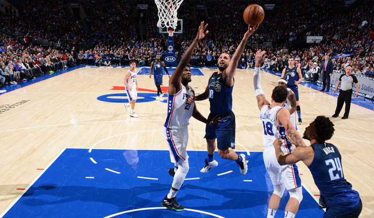 Simmons and 76ers in 7th-straight National Basketball Association win