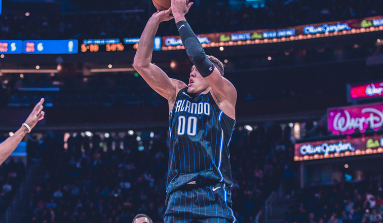 Carroll sinks late FT, Nets drop Magic