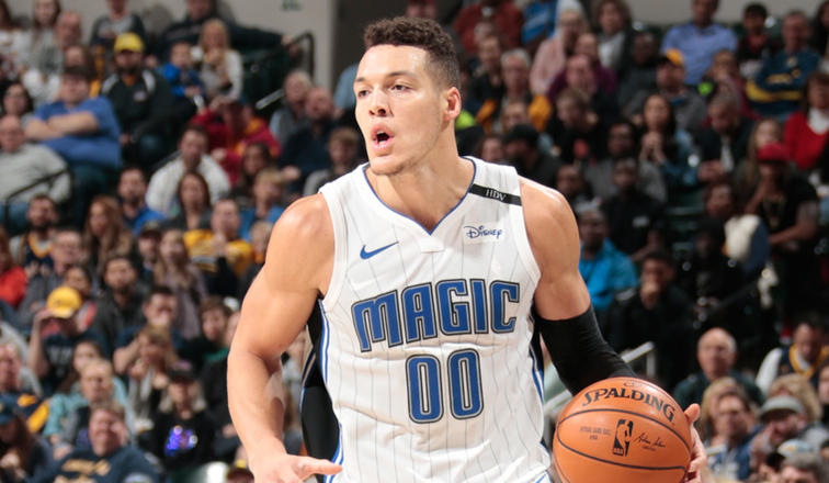Hip Injury Will Keep Aaron Gordon Out Tonight