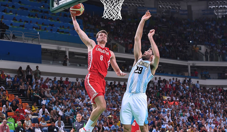 Mario Hezonja Impressive Despite Croatia's Loss to ...