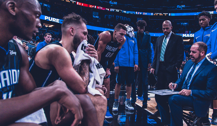 Carroll buries clutch free throws to seal Nets' win over Magic