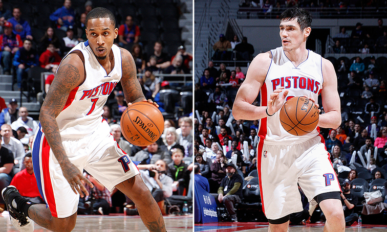 Jennings and Ilyasova
