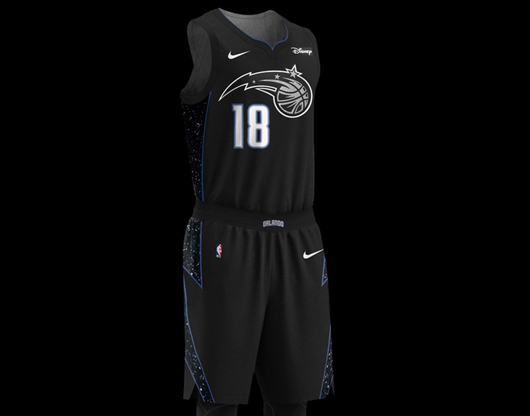 "f1a5c53719a Orlando Magic Unveil ""City Edition"" Uniform Inspired by Dreamers ..."