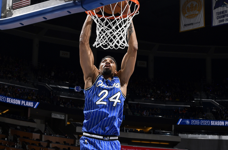 Risultati immagini per KHEM BIRCH, Orlando Magic (restricted)