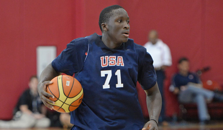 44813232ea5 Day In The Life of Victor Oladipo and Tobias Harris at USA Basketball  Training Camp