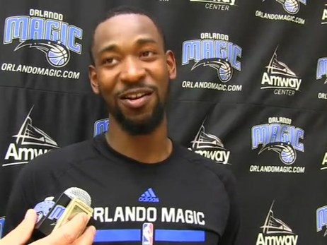Terrence Ross Adjusting Well to New Environment