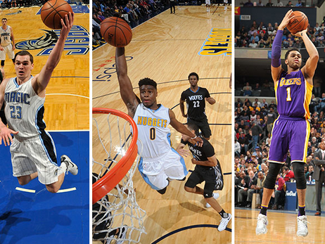 Projecting Best Players From 2015 NBA Draft Class in 2016-17