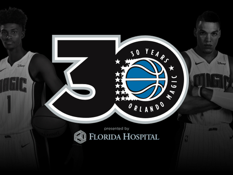 Orlando Magic 30th Anniversary