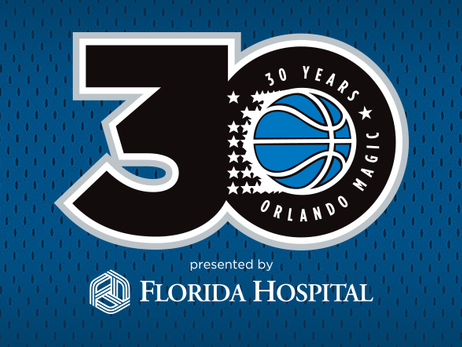Orlando Magic Unveil 30 Years of Pure Magic