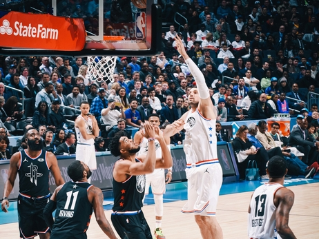 Vucevic's All-Star Experience A Dream Come True