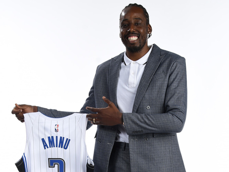 Aminu Was Impressed With Magic When Playing Against Them