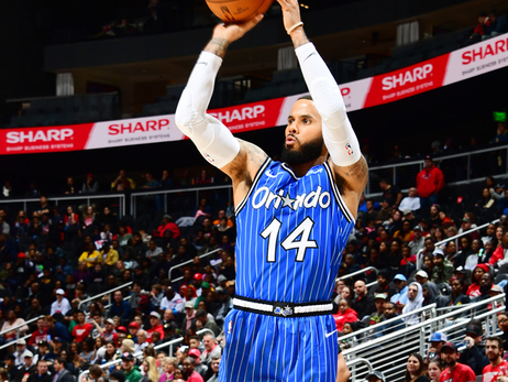Is Augustin Today's Best 3-Point Shooting PG Other Than Stephen Curry?