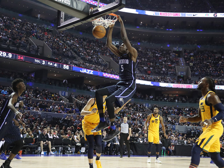 Magic Display Toughness, Togetherness in Mexico City