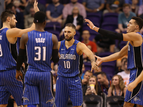Vucevic, Fournier and Gordon Named Magic Tri-Captains