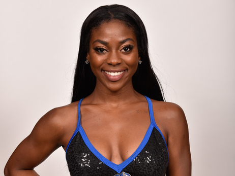 2018-19 Orlando Magic Dancers: Kallena