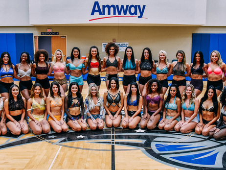 Finalists Announced for 2018-19 Magic Dance Team