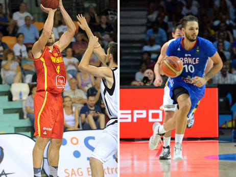 Nikola Vucevic, Evan Fournier Tune Up for EuroBasket 2017