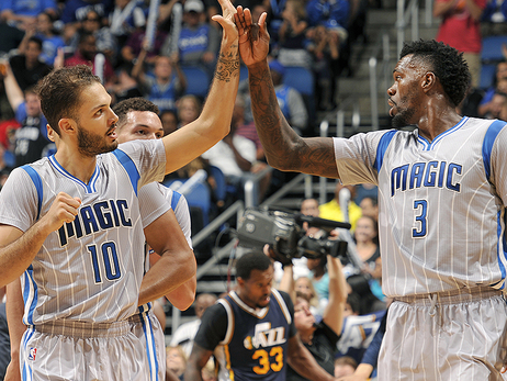 Magic Extend Qualifying Offers to Evan Fournier and Dewayne Dedmon