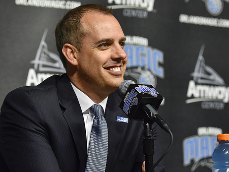 Frank Vogel Discusses Draft Night Deal