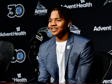 Fultz Rejoins Magic, Continues Rehabilitation at Amway Center