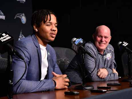 Fultz Confident He Will Fit in Well in Clifford's System