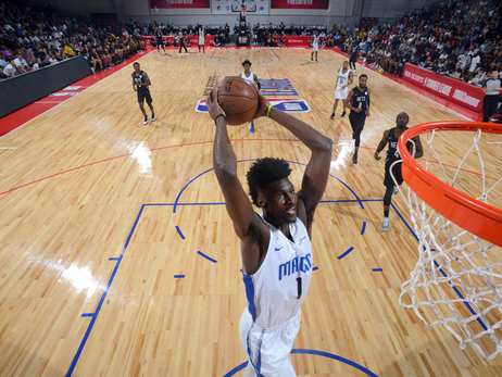 2018 Las Vegas Summer League Photos: Jonathan Isaac